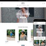 Opal Omana Website