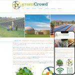 GreenCrowd Website